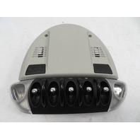 Mini Cooper S R56 R57 Light Lamp, Interior Dome W/ Switch Panel, Grey 3422626