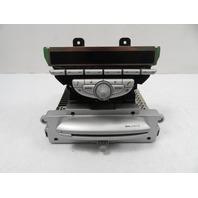 Mini Cooper S R56 R57 Radio CD Player AM FM W/ Controls & Display 65123452105