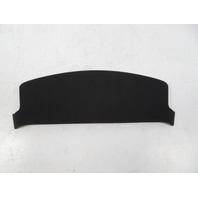 01-06 BMW E46 M3 Trim, Headliner 3rd Brake Light Cover, Black 51448202860