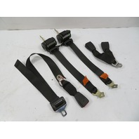 01-06 BMW E46 M3 Seatbelt & Buckle Set, Rear, Coupe