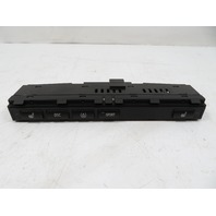 01-06 BMW E46 M3 Switch Panel, DSC Sport TPMS Heated Seats 6925514