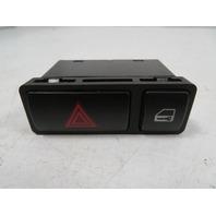 01-06 BMW E46 M3 Switch, Hazard Lights Door Lock OEM 61318368920