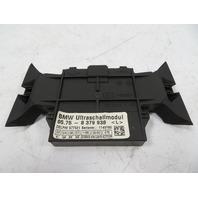 01-06 BMW E46 M3 Module, Ultrasonic Alarm Sensor 65758379938