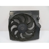 98-02 BMW Z3 M E36 Cooling Pusher Fan & Shroud, Auxiliary 64548397474