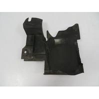 98-02 BMW Z3 M E36 Air Duct Deflector, Left 51712492499