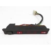 Porsche 928 S4 Switch, Central Indicator Reset Door Lock A/C 92864160915