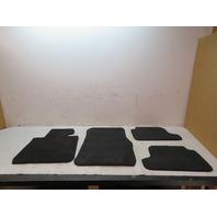 BMW M235i F22 Carpet set, floor mats, Coupe Front & Rear, Black