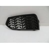 BMW M235i F22 Grill, Front Bumper Left OEM 51118056797