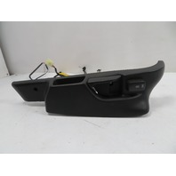 BMW Z3 M Roadster E36 Trim, Sport Seat Frame Track Cover & Switch, Right