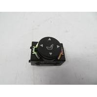 BMW 645ci 650i E63 Switch, Power Seat Adjust, W/ Lumber, Left 8352291
