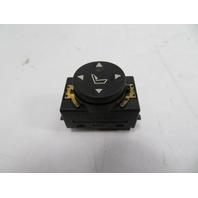 BMW 645ci 650i E63 Switch, Power Seat Adjust, W/ Lumber, Right 8360877