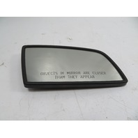 BMW 645ci 650i E63 Mirror Glass, Exterior, Heated Dimming, Right