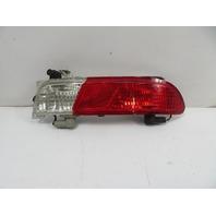 BMW 645ci 650i E63 Taillight, Bumper Mounted Brake Light, Right 63216911900