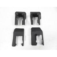 Lexus RC 350 RC 300 F-Sport Trim Set, Seat Track End Cover, Left Black