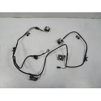 Lexus RC 350 RC 300 F-Sport Sensor Set, PDC Backup Parking Aid Assist, Bumper Rear 89341-53010
