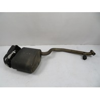 Lexus RC 350 RC 300 F-Sport Exhaust, Muffler W/ Mount, Right OEM 17430-31D50