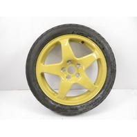 Lexus RC 350 RC 300 F-Sport Wheel, Spare Tire & Rim, T145/70D18 18x4T Yokohama