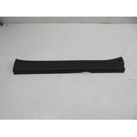 Toyota Highlander Trim, Door Sill Scuff Panel, Front Right Black 67913-0E060