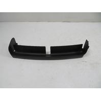 Toyota Highlander Trim, Seat Track Cover Shield, Front Left Black 71868-0E070
