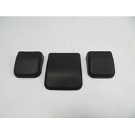 Toyota Highlander Trim Set, Seat Track Cover, 3rd Row Black