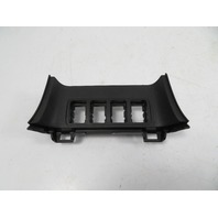 Toyota Highlander Trim, Center Console Switch Panel, Black 55447-0E030