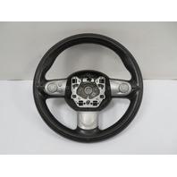 Mini Cooper Clubman S R55 Steering Wheel, Sport w/ Multifunction, Black Leather