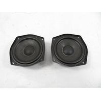 BMW Z4 E85 E86 Speaker, OEM Front Or Rear Pair 6915840