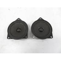 BMW Z4 E85 E86 Speaker, OEM Door Mid-Range Pair 6915837