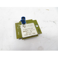 BMW Z4 E89 Antenna, GPS Natigation 65209123783
