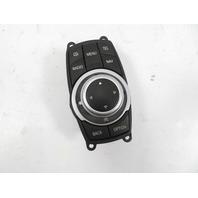 BMW Z4 E89 Switch, Navigation GPS Radio CIC Control 9213313