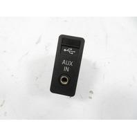 BMW Z4 E89 Switch, AUX USB Audio Adapter 61319138402