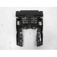15-18 Porsche Macan 95B Switch Panel, Climate Control, Center 95B907040K