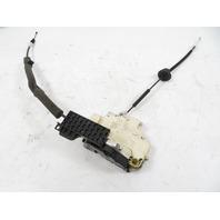 15-18 Porsche Macan 95B Lock Latch Actuator, Door, Left Front 4G1837015A