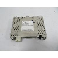 BMW M6 E63 Module, IBOC Satellite Radio Receiver Tuner 65129113833
