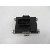 BMW M6 E63 Module, Ignition Ionic Current Control Unit 7834713