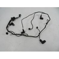 BMW M6 E63 Sensor Set W/ Wiring, Parking Distance, PDC Rear 6940484