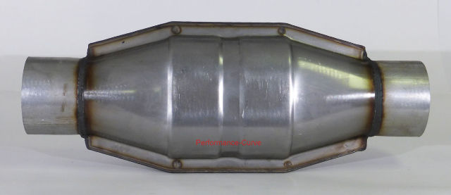 Can Catalytic Converter High Flow Universal Exhaust W O Sensor Port on California Catalytic Converters Diesel