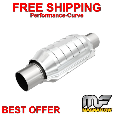 Catalytic Converter Shop Near Me >> Details About Magnaflow 2 25 Heavy Loaded Catalytic Converter Obdii 99205hm