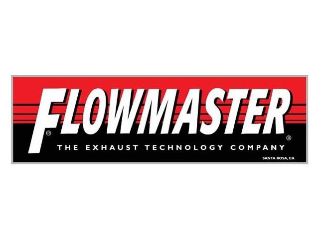 """2.5/"""" Dual Flowmaster Super 44 Series Muffler 2.5/"""" Dual 8425454"""