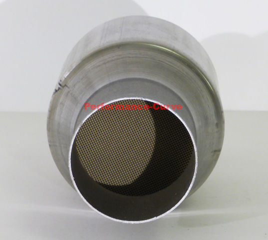 "2.25/"" Catalytic Converter High Flow Standard Load Pre-OBDII"