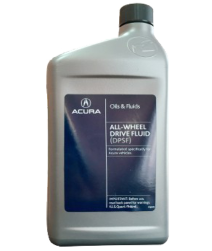 New Genuine Acura Dual Pump Fluid Differential Oil All