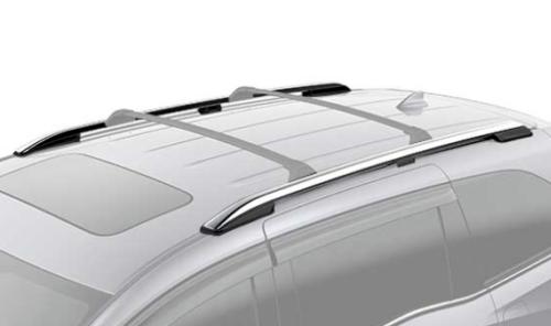 Genuine Honda Odyssey Roof Rack Rails Chrome Oe 08l02thr102a Ebay
