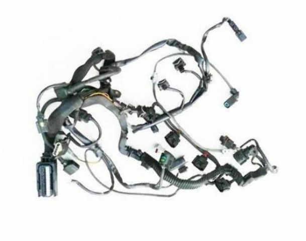 For 2001-2005 Mercedes C240 Wiring Harness Connector Genuine 36679QY 2002 2003