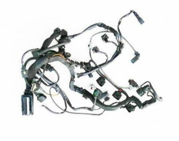 New Genuine Mercedes w203 C230 (03-05) Engine Wiring Harness OEM 2711502933  | eBayeBay