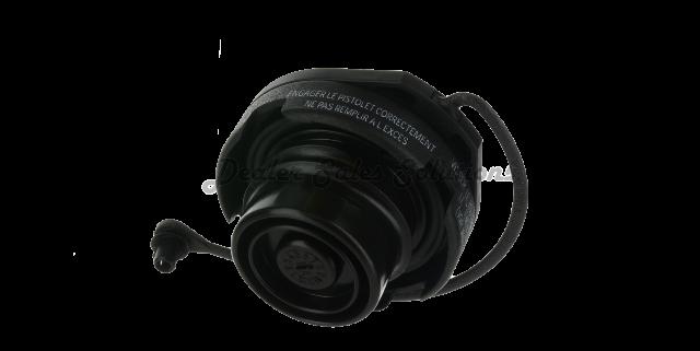 AIOFOGXC Car Fuel Tank Filler Cap//Fit For Porsche Cayenne 2003-2010,Fuel Filler Cap Cover,Gas Cap Color : Black