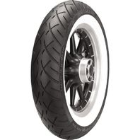MT90B16 METZELER ME 888 MARATHON ULTRA FRONT WHITEWALL TIRE