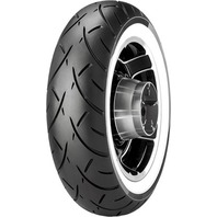 140/90B16 77H METZELER ME 888 MARATHON ULTRA REAR WHITEWALL TIRE