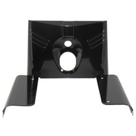 BLACK FORK COVER KIT FOR HARLEY DELUXE  HERITAGE FAT BOY 86-2017
