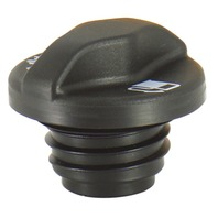 BLACK TOURING GAS CAP  HARLEY 1992-LATER REPLACES OE # 61274-92