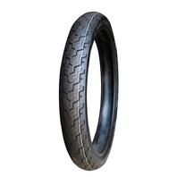 110/90B19 VEE RUBBER  CRUISERS VRM-393 BLACKWALL FRONT TIRE M39304